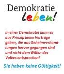 Demokratie leben