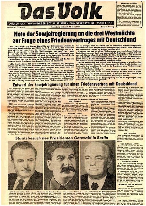 Friedensvertrag mit Deutschland