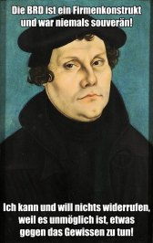 Martin Luther Spruch