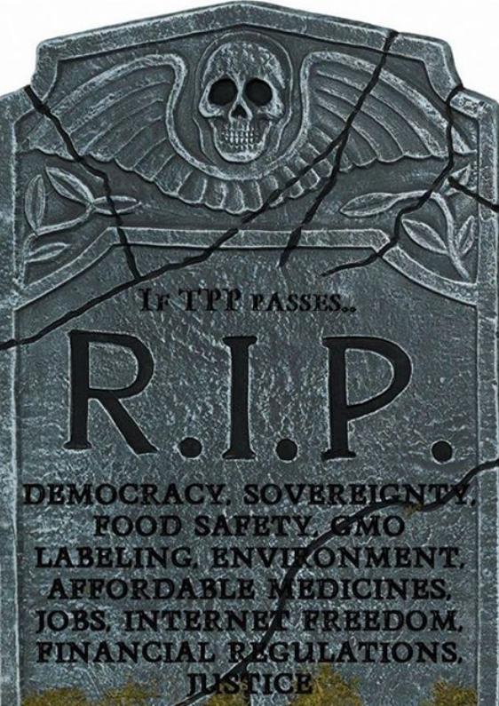 R.I.P DEMOCRACY