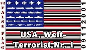 U.S.A Weltterrorist