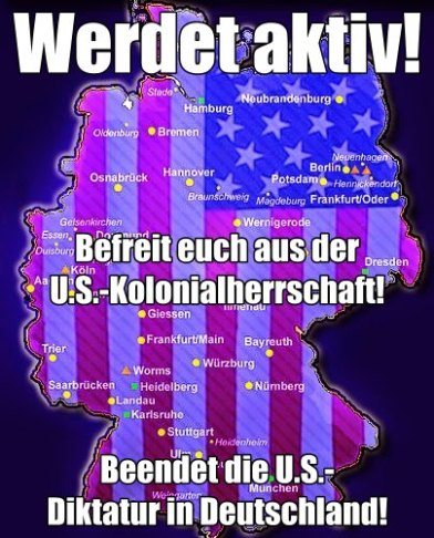 USA Diktatur