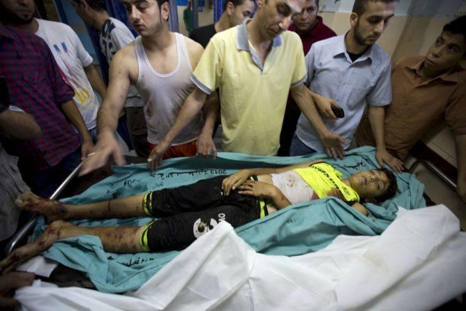 Gaza 21