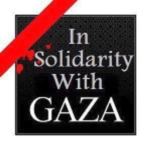 In Solidatität mit GAZA