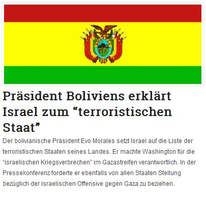 ISRAEL Terroristischer Staat
