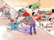 Israel weint