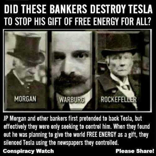 Morgan Warburg Rockefeller
