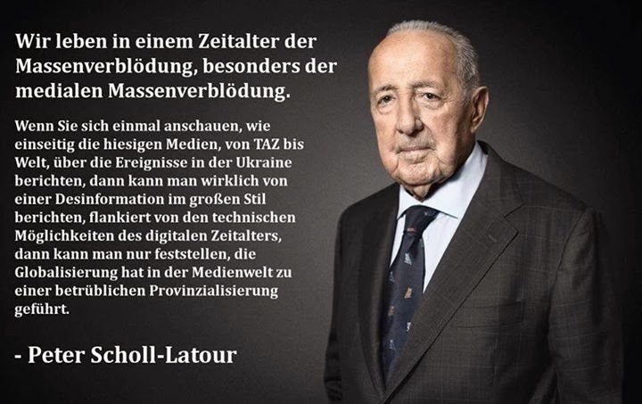 Peter Scholl Latour