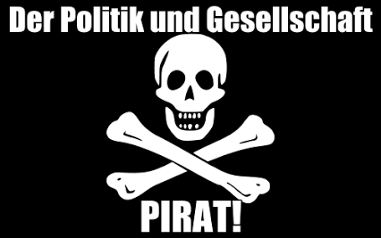 Piratenflagge