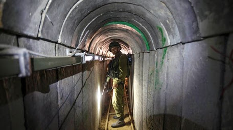 Tunnel GAZA
