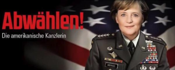 Abwählen der U.S.-Kanzlerin Merkel!!!