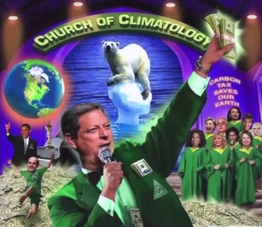 CO2 Lüge