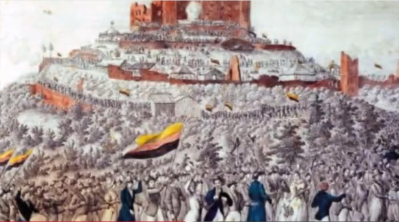 Revolution der Deutschen Bünde