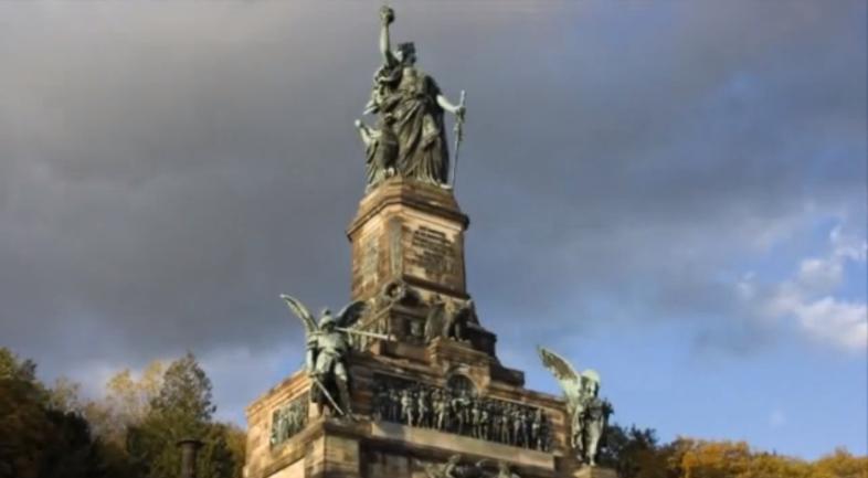 Sinnbild für Freiheit-Unsere Germania