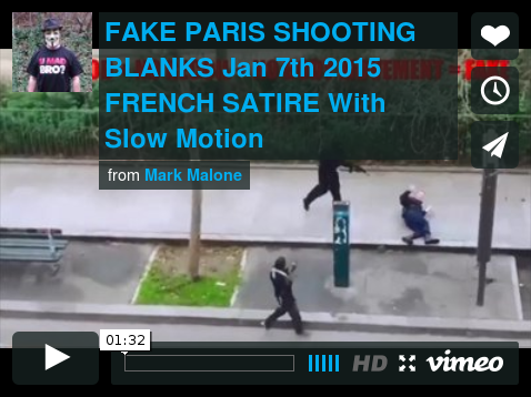 CHARLIE HEBDO FALSE FLAG OPERATION9