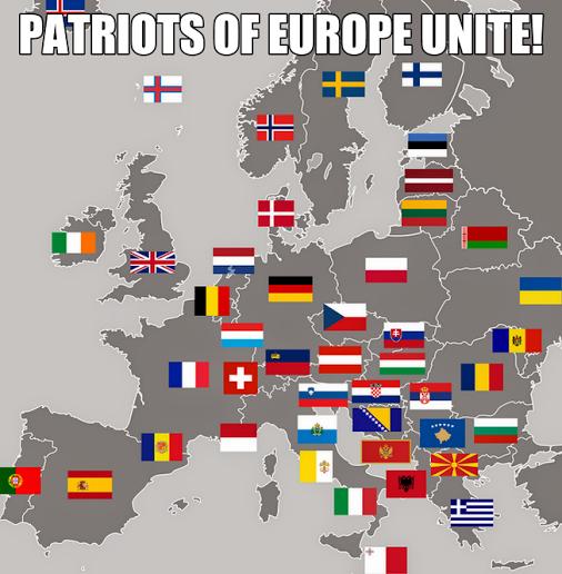 Europe Patriots Unite