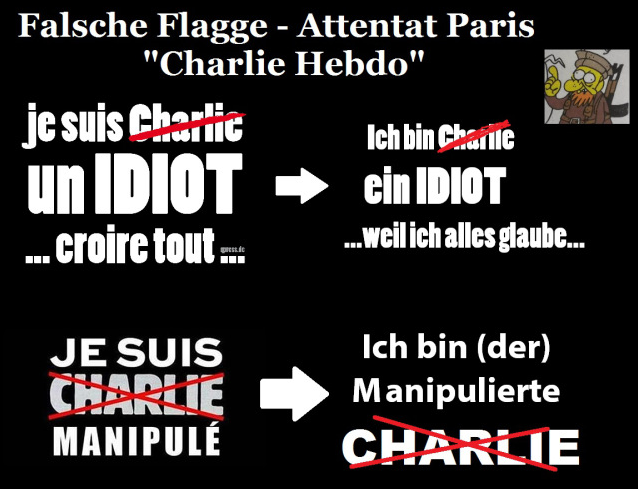 Je suis Charlie Idiot