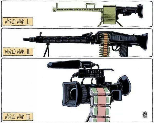Medienkrieg