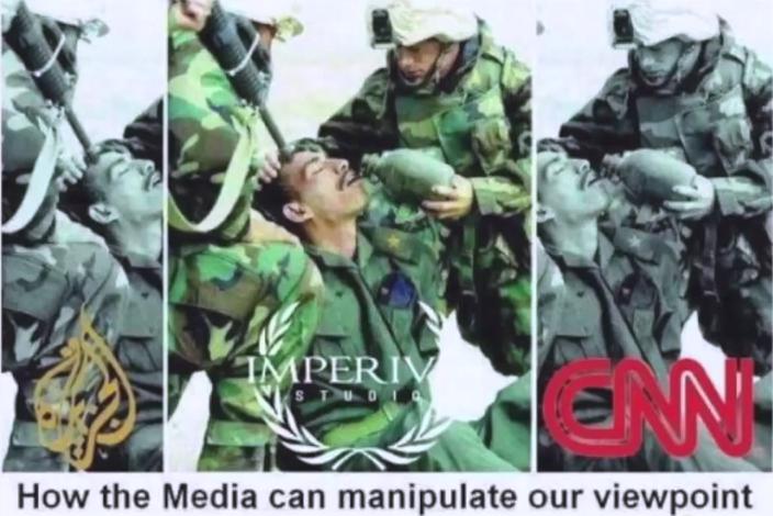 Medienmanipulation und Lüge