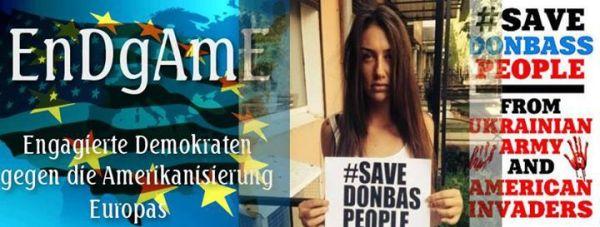 Solidarität mit Donbass