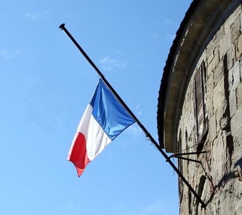 Frankreich trauert