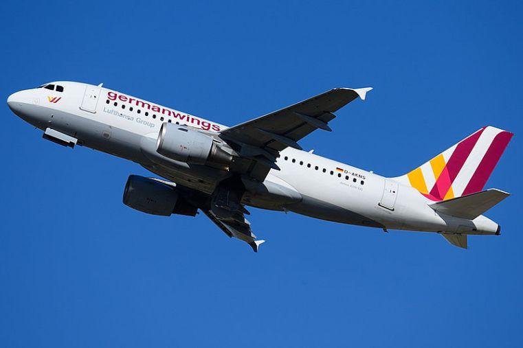 German Wings A320
