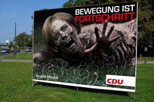 CDU-Plakat zur Bundestagswahl 2005