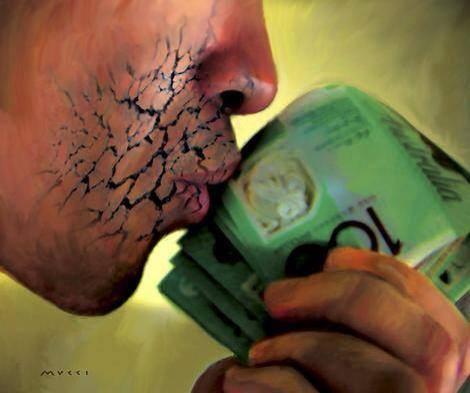 U.S.A.M.F.F.D=U.S.A. military financial facism dictatorship