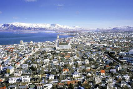 Island ist glücklich ohne Euro