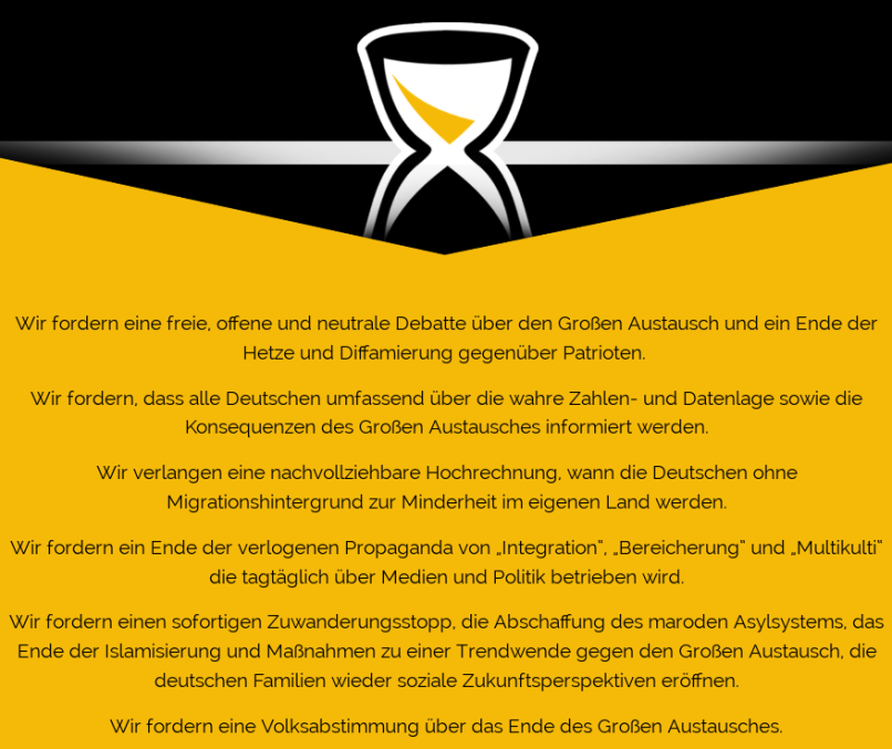 Seite 39: Ueber 69 Jahre Luege und Betrug! – WIR TRAUERN!   Deutsche ...