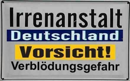 Irrenanstalt BRD GmbH