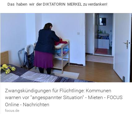 Diktatorin Merkel
