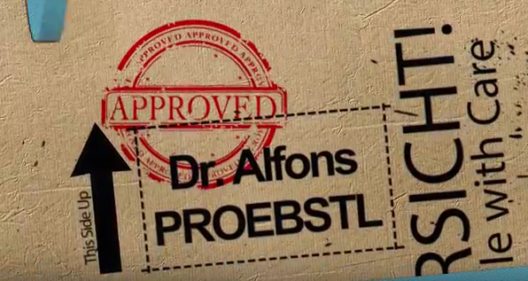 Dr. Alfons Proebstl Alles muss raus