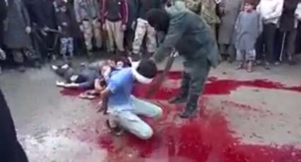 Muslimische IS ISIS Kulturbereicherer