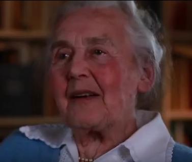 Ursula Haverbeck eine Mutige Frau