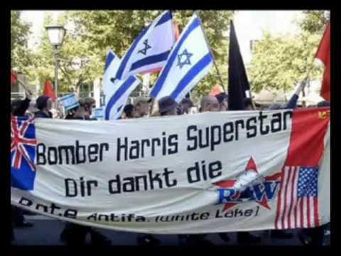 extrem zionistische LINKE AntiFa Terrorgruppe