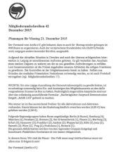 AntiFa Mitgliederrundschreiben 42