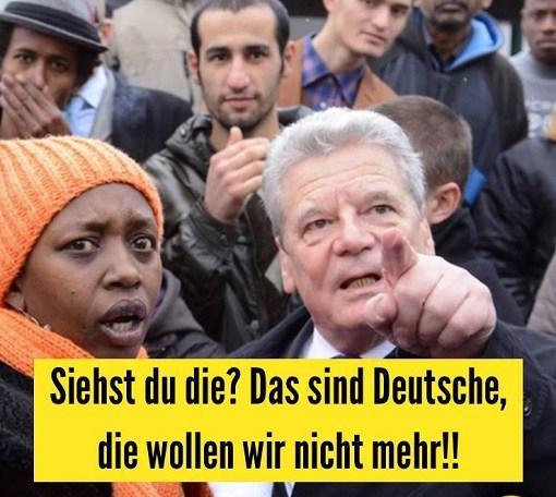 Das sind die Deutschen