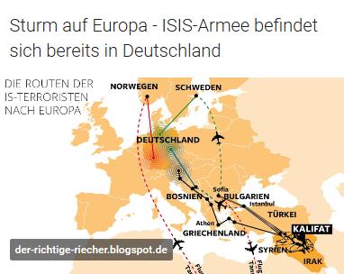 ISIS bereits in der BRD