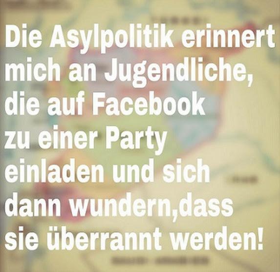 Merkels Asylpolitik