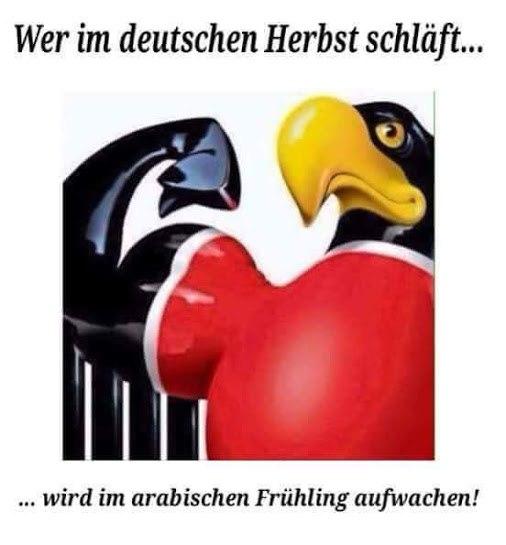 Wer im deutschen Herbst