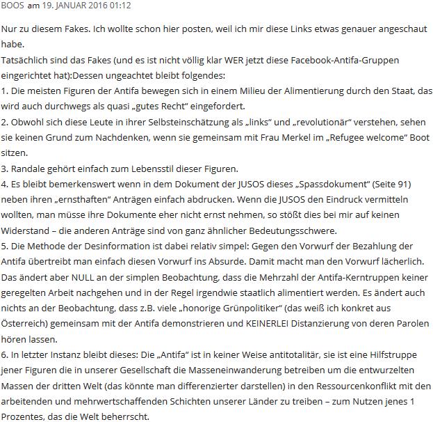 Antwort von BOOS in COMPACT