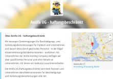 Firma AntiFa U.G. Alsterufer 27 Hamburg