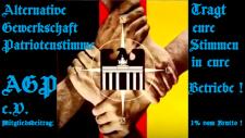 Gründung Alternative Gewerkschaft Patriotenstimme AGP e.V.
