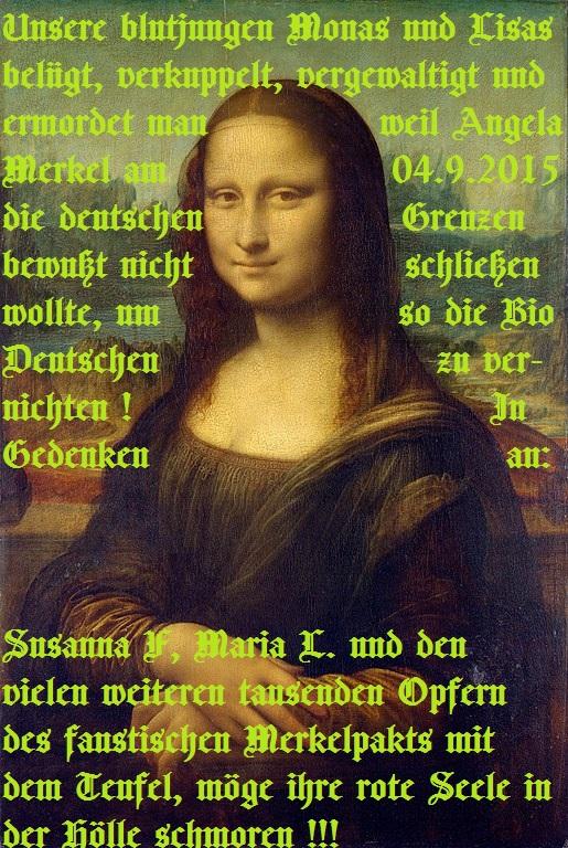 Unsere Mona Lisas ...!!!
